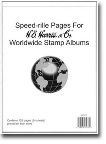 Harris WorldWide Speedrille Pages