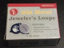 SE 20x Metal Jeweler's Loupe