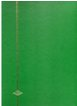 Stock Book, 8 Pages, Green