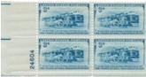 Plate Blocks 1006