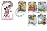 Disney FDC64 Grenada 2May84