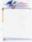 WhiteAce Commemorative Blank Pages S-200