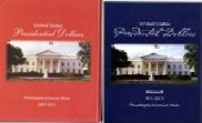 SafeT Presidential Dollar P&D Coin Folders V 1 and V2